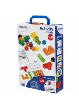 Set Of 100 Cubes, Link + 20 Events + Manual