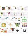 Set 100 Cubos Conectables + 20 Actividades + Guía