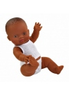 GORDI BABY PAJAMAS BLACK WHITE