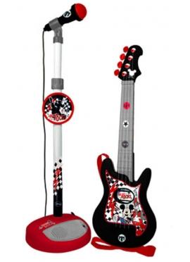 Conjunto Guitarra y Micro Mickey