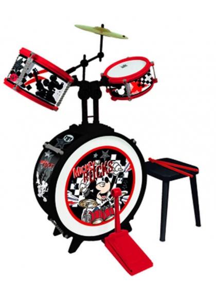 Batteria 3 Elementi con un Cuscino Mickey