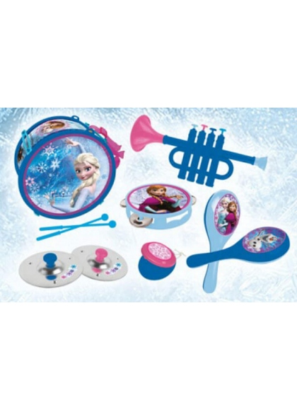 Ensemble De 6 Outils Frozen