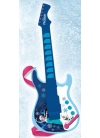 Guitarra Electrónica con salida MP3 Frozen