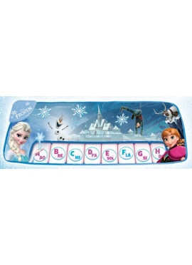 Piano-Tapiz Musical Frozen