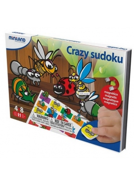 Crazy Sudoku Magnetic