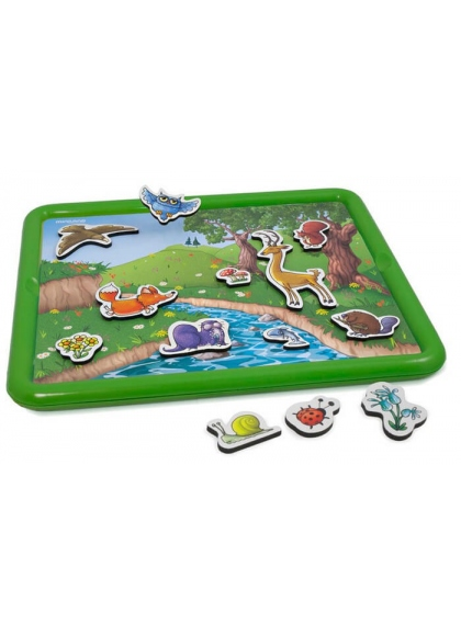 Animals Magnetic Board