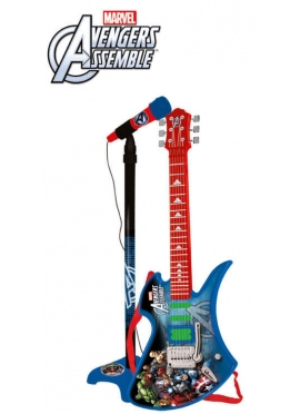 Guitarra y Micrófono