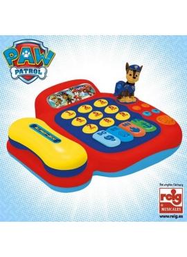 Activy Teléfono y Piano con Figura Paw Patrol