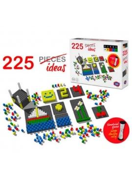 Pixel Color 230 Piezas con Reloj