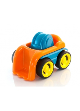 Minimobil Dumpy: Excavadora