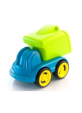 Minimobil Pummelig: Recycling