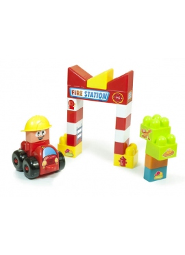 Super Blocks Fire Station