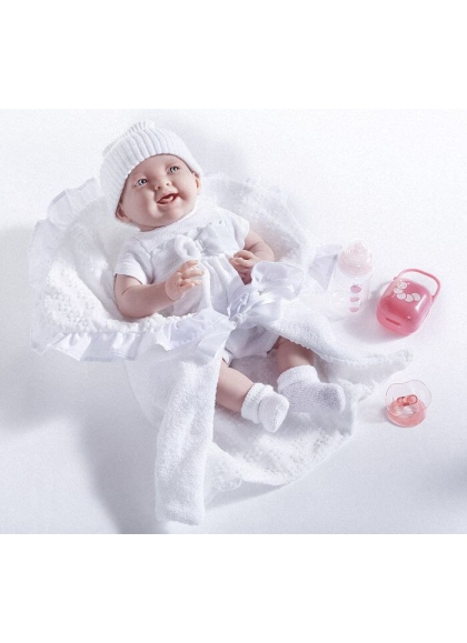 Newborn Set White and Accessories