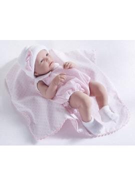 Neugeborene Kostüm Rosa und Ganzen