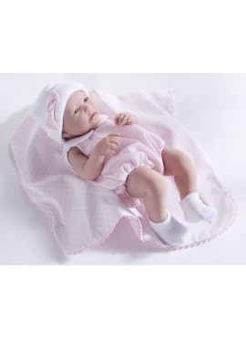 Newborn Costume Pink and a Whole