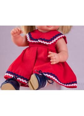 Dress Nautical Red