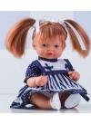 Muñecas Miel de Abeja ñacos de Miel 23cm Ñaco Vestido Marinera Rayas