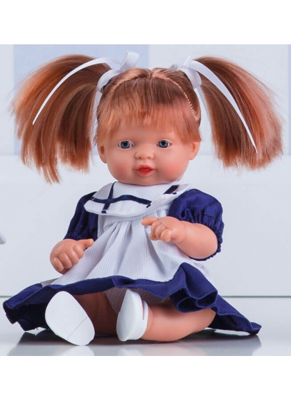 Muñecas Miel de Abeja ñacos de Miel 23cm Ñaco Vestido Marinera