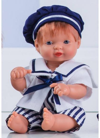 Ñaco Romper Sailor