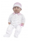 In Baby With Pajamas and Hat 51 cm