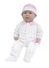 La Baby в пижаме и шляпе 51 см