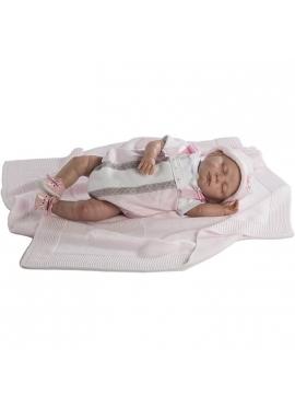 Reborn Baby Reborn Weak Eyes Closed In A Box