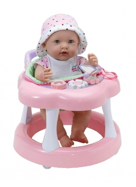 Andador para muñecos de 38-50 cm
