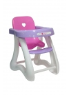 High Chair For Dolls 38-50 cm