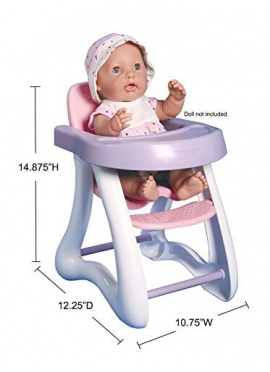 Highchair For Doll 38-50 cm