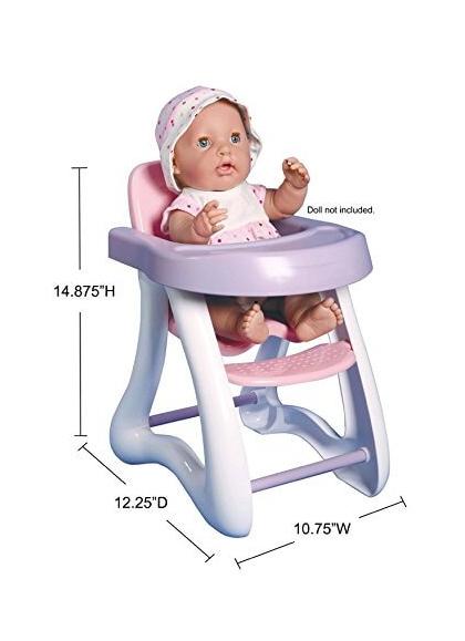 Muñecas Berenguer Boutique la Newborn Trona Para Muñecos de 38-50 cm