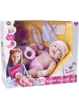 Neugeborene Mit Tasche-Wickelauflage
