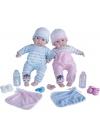 Muñecas Berenguer Boutique la Baby Gemelos La Baby de 38 cm