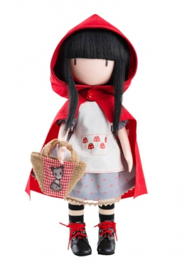 Gorjuss Santoro Red Riding Hood