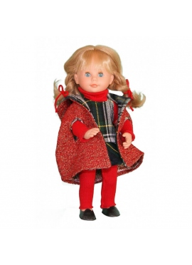 Marieta Shapes Caucasian Set Winter 34 cm
