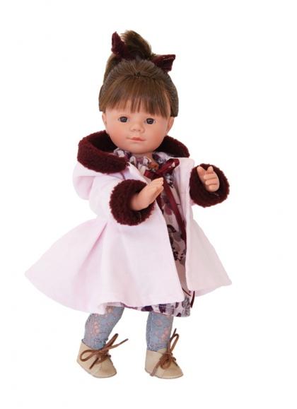 Marieta avec robe et veste 34 cm