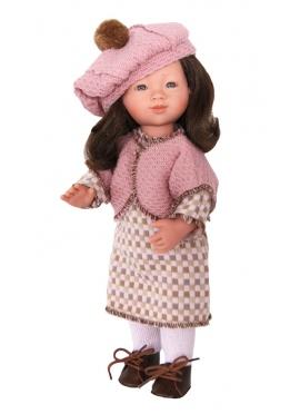 Marieta Con Conjunto Invierno 34 cm