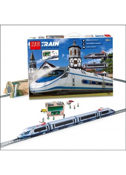 Juguetes Trenes Serie Alta Velocidad HS Train Alta velocidad