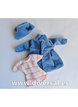 Conjunto Blue Winter