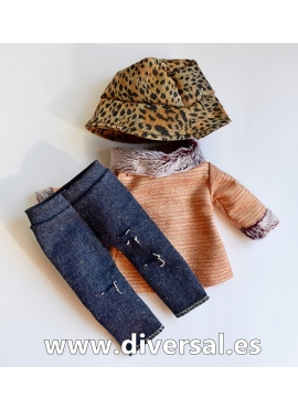 Conjunto Urbanita winter