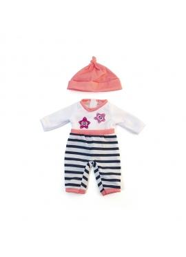 Pyjama Froid De Saumon 32 Cm