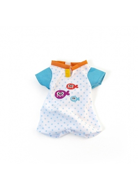 Pajamas Heat Historical Blue 32 Cm
