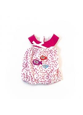 Pyjama De Chaleur Lunettes De Rose 32 Cm