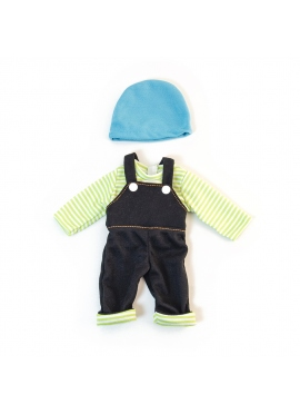 Set Of Frio Overalls Striped 32 Cm