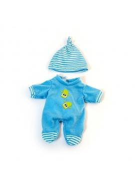 Pyjama Bleu Froid 21 Cm
