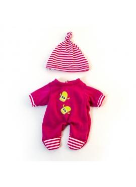 Pyjama Froid Rose 21 Cm