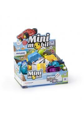 Minimobil 9 Cm 36 Uds