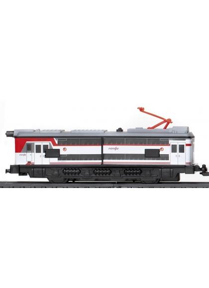 Locomotora Sin Motor Cercanias 2 Plantas
