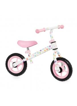 Bicicleta Rosa con casco incluydo