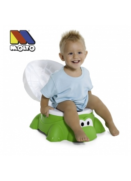 Urinal Frog 4-In-1