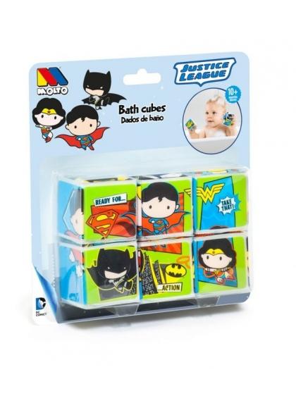 Juguetes Juguetes Baño Miniland Puzle De Baño Superheroes